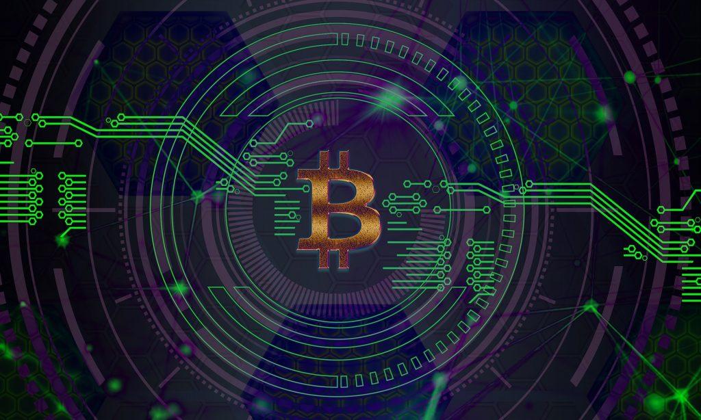 Bitcoin Trader über Bergbauleute